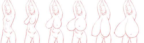 Size And Shape by Ecchi-Senshi