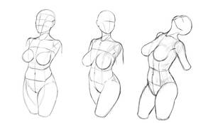 Anatomy Practice Oct 4 2015 by Ecchi-Senshi