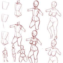How I Draw by Ecchi-Senshi