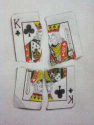 Playing card by RamonaChan