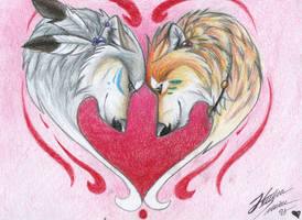 Wolf Heart by SonicMaster23