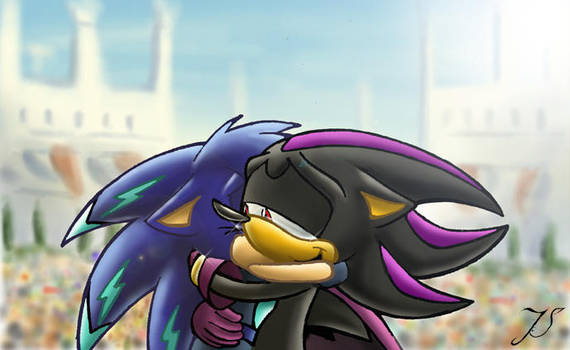 Turq's Choice by SonicMaster23