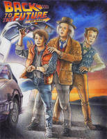 Back To The Future - The Game by danita-sonser