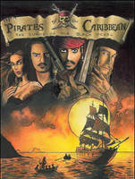 Pirates of the Caribbean by danita-sonser