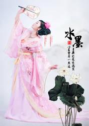 Chinese Goddess 01 by ateliermoira