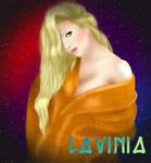 Lavinia (Hummerhouse`s OC) by LilithFullMoon
