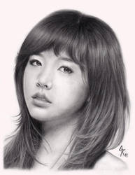 Girls Generation - Sunny by scloak