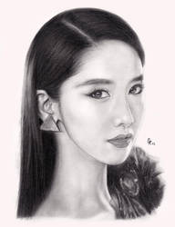 Girls' Generation - Yoona by scloak