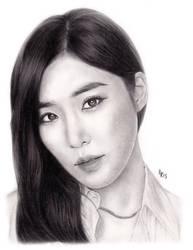 Girls' Generation - Tiffany by scloak