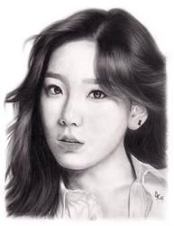 Girls' Generation - Taeyeon by scloak