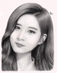 Girls' Generation - Seohyun by scloak