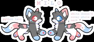 Milo [MAIN SONA] by jynxedd