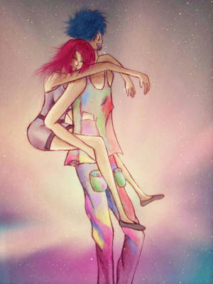 Fictional love by RyRyArt