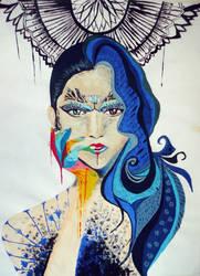 Aphrodite by RyRyArt