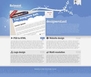 ReInvent Design v.2 by TheDrake92