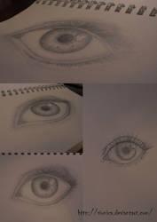 Eye sketch 3 by Amberheaf