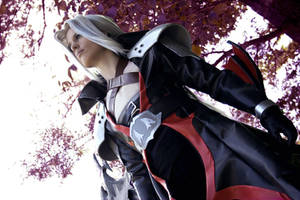 Sephiroth - Madly Bright Star by NanjoKoji