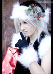 Riku - Christmas Lover by NanjoKoji