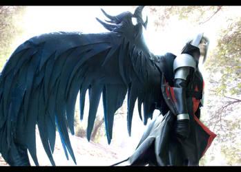 Sephiroth - All the Mysteries by NanjoKoji