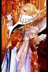 Trinity Blood - death and gold by NanjoKoji