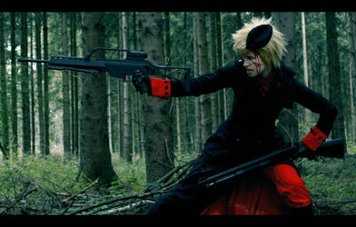Hetalia - never I will -  Denmark by NanjoKoji