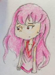 Pink Anguish by ryu-gachaslushie