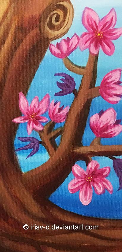 Tulip tree by irisv-c