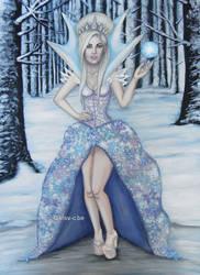Winter Queen by irisv-c