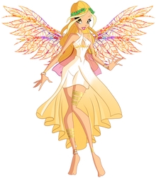 Stella Divinix Concept by DreamofWinx