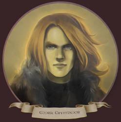 :Godric Gryffindor: by R-Herzfield