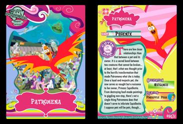 SQ31 - Patromena by PsychoDuck21