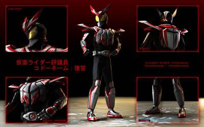 Kamen Rider Hyougiin Vengeance by Councilor