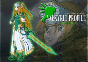 Valkyrie Profile Brunhilde by Councilor