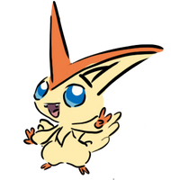 Victini by Vyranitar