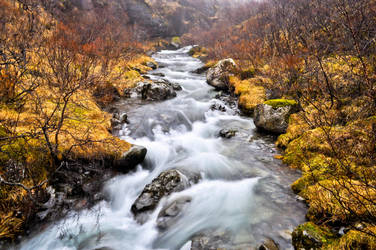 Iceland River by xo-lexus-ox