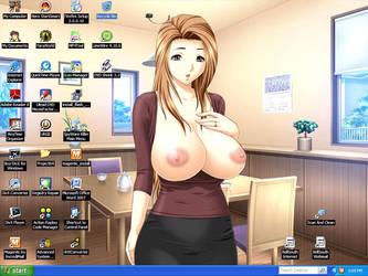 Hentai Desktop by Max9715