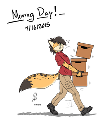 I've Moved! by Raven800
