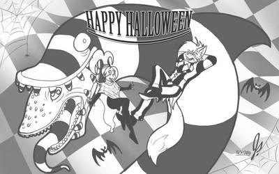 Happy Halloween 2016! by Raven800