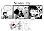 Beeswhacks 37-Shredder Key by InYuJi