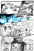 Blue Fire: Ch1 Pg 20 by InYuJi