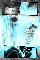 Blue Fire: Ch 2 Pg 4 by InYuJi