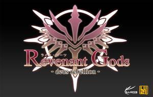 Revenant Gods 2 Logo by Coffee-Straw-LuZi