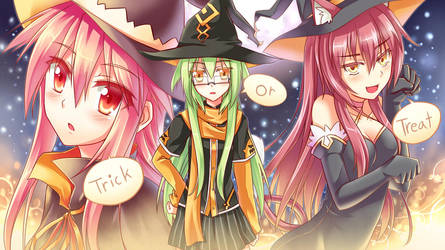 Three Witches of Alliance by Coffee-Straw-LuZi
