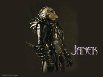 Janek - Wallpaper by sliverbane