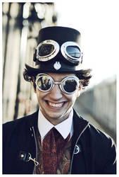 steampunk by beethy