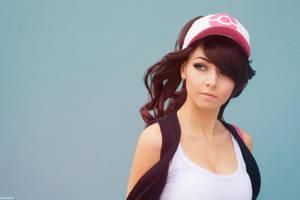 Pokemon White - Hilda / Touko [03] by beethy