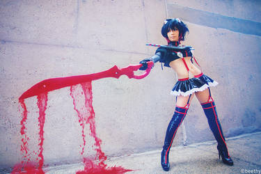 Kill la Kill - Ryuko Matoi [01] by beethy
