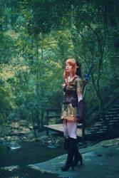 The Legend of Zelda - 05 - Kokiri Forest by beethy