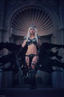World of Warcraft - Lady Arthas by beethy