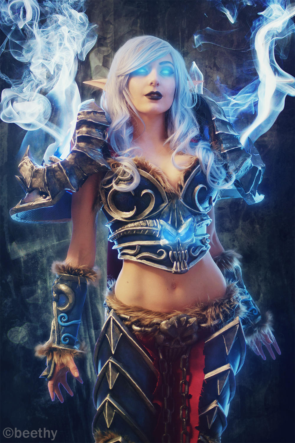 World of Warcraft - Death Knight by beethy